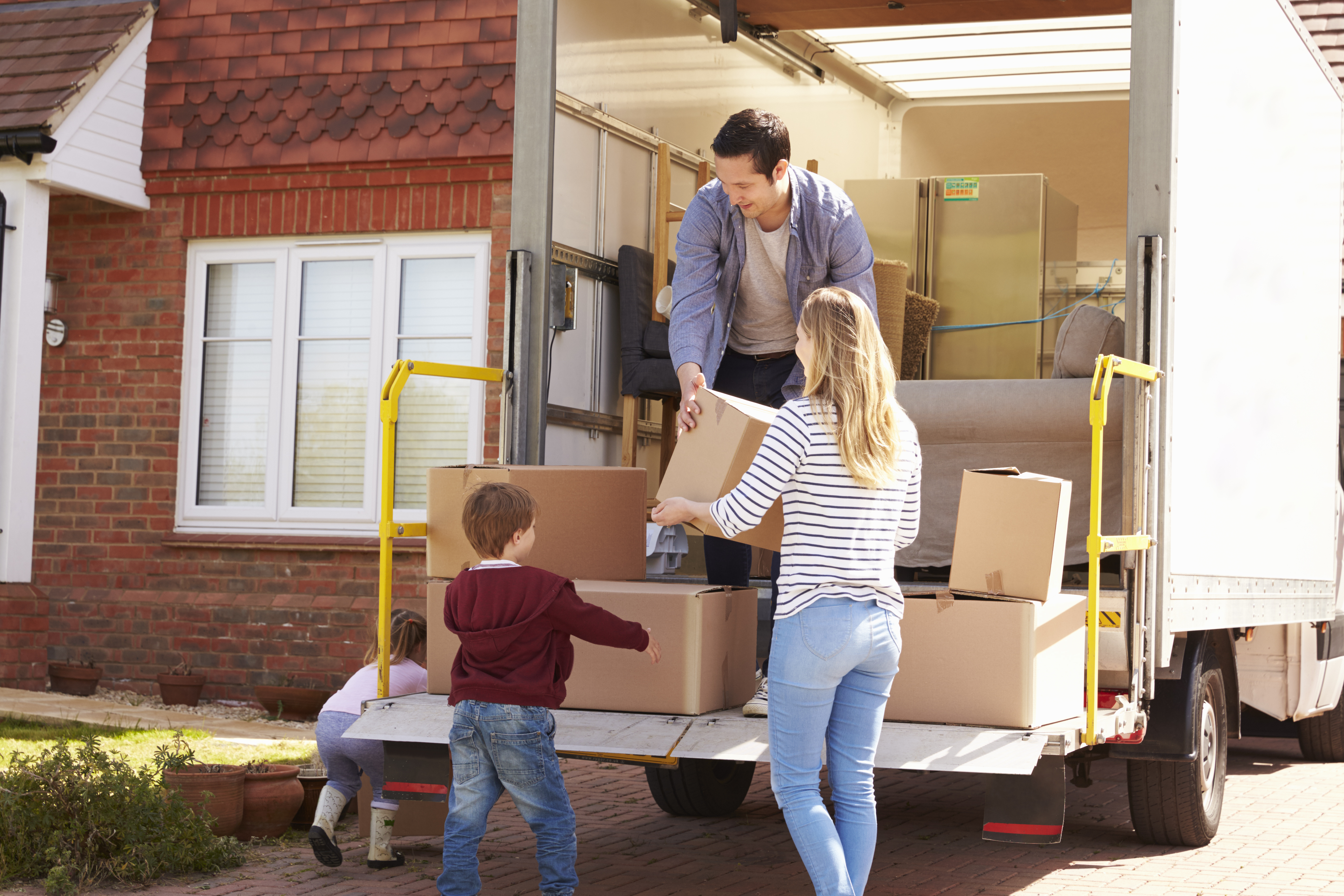 5 Tips for Moving House for New Homeowners